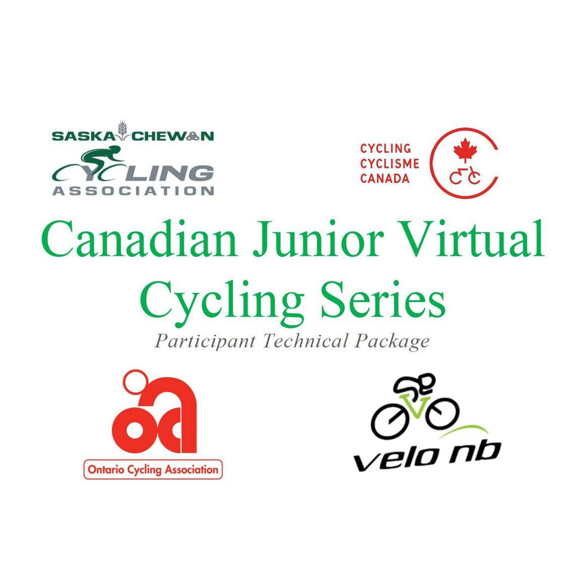 Canadian Junior Virtual Cycling Series
